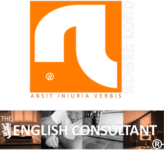 Roger Lord – English Consultant Logo